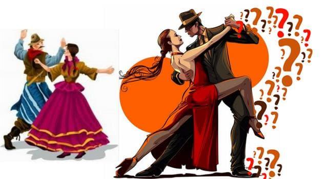 Cultura Pregunta Trivia: ¿Cuál es la danza nacional Argentina?