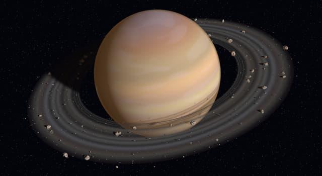 Wissenschaft Wissensfrage: Gibt es Wirbelstürme auf dem Saturn?
