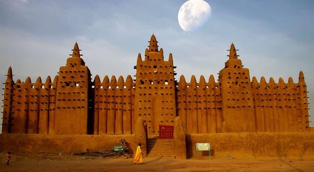 Geographie Wissensfrage: Die Stadt Timbuktu ist als eines der größten kulturellen Zentren Afrikas bekannt. In welchem Staat befindet sie sich?