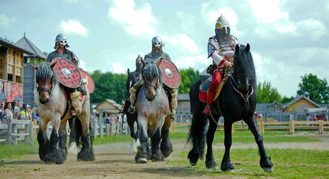 Історія Запитання-цікавинка: Як раніше називали воєначальника або правителя слов'янські народи?