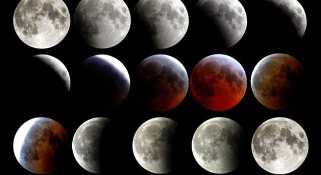 Наука Запитання-цікавинка: Яку мінімальну кількість місячних затемнень може бути за один рік?