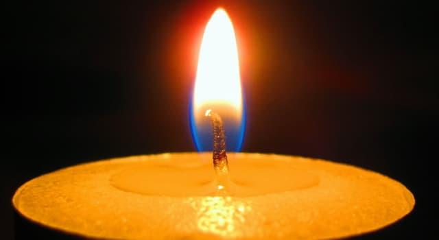 Наука Запитання-цікавинка: Якої форми буде вогонь свічки в космічному кораблі на орбіті?