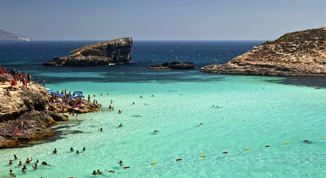 Географія Запитання-цікавинка: Яке місто є столицею Мальти?