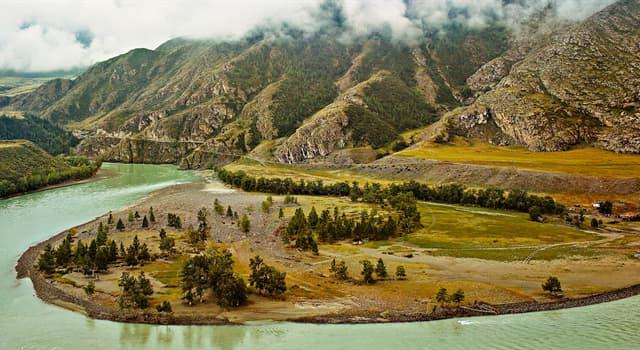 Географія Запитання-цікавинка: Яке місто є столицею Республіки Алтай?