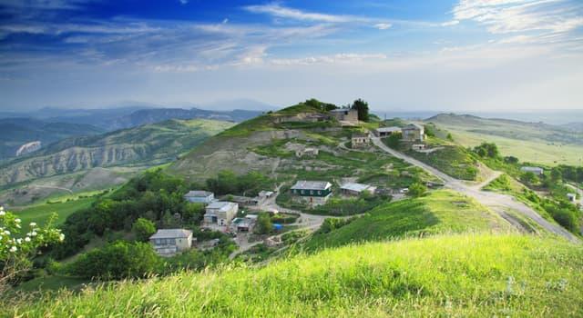 Географія Запитання-цікавинка: Яке місто є столицею Республіки Дагестан?