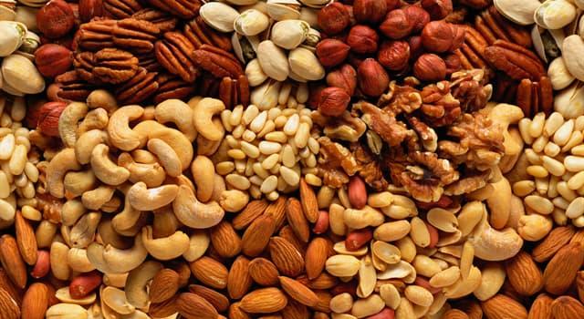 Культура Запитання-цікавинка: Який горіх є найдорожчим в світі?
