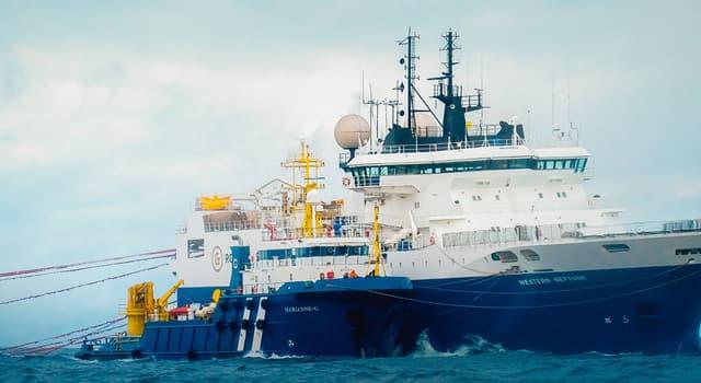 Наука Запитання-цікавинка: Який прилад необхідний для вимірювання швидкості руху судна?