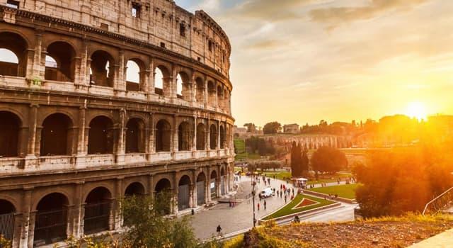 Культура Запитання-цікавинка: Хто заснував Рим?