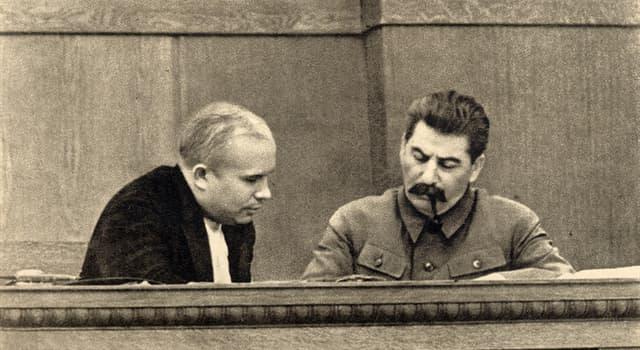 Суспільство Запитання-цікавинка: Скільки синів було у Н.С. Хрущова?