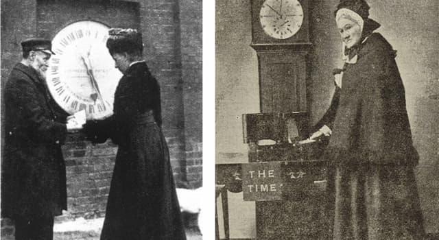 """Історія Запитання-цікавинка: Чи існувала професія """"Продавець часу""""?"""