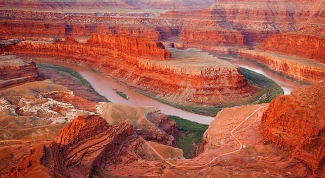 Географія Запитання-цікавинка: В якій країні знаходиться Великий каньйон?
