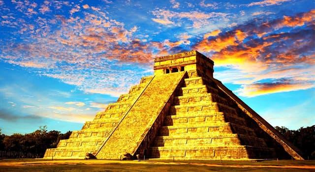 Культура Запитання-цікавинка: В якій країні знаходиться політичний і культурний центр майя Чичен-Іца?
