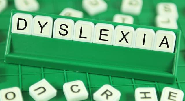 Wissenschaft Wissensfrage: Was ist Dyslexie?