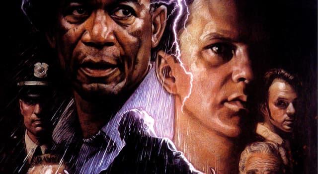 """Film & Fernsehen Wissensfrage: Was ist """"Shawshank"""" im Filmdrama """"Die Verurteilten""""?"""