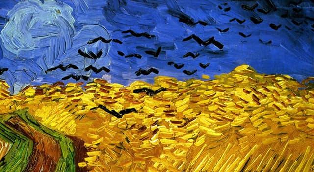 Kultur Wissensfrage: Welchen Teil seines Körpers hat sich Van Gogh abgeschnitten?
