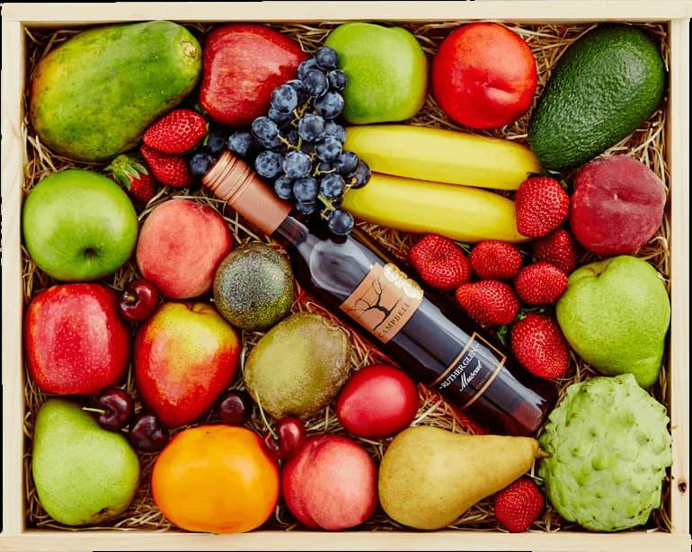 Kultur Wissensfrage: Was bekommt man, wenn man dem Rotwein frische Früchte hinzufügt?