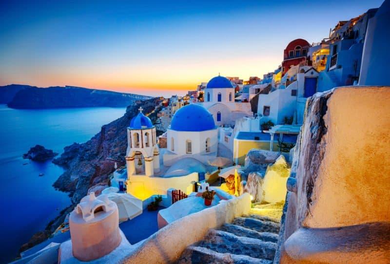 Geographie Wissensfrage: Was ist die Hauptstadt Griechenlands?