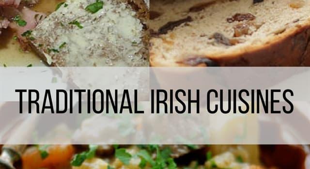 Культура Запитання-цікавинка: Який головний інгредієнт ірландського страви боксті?