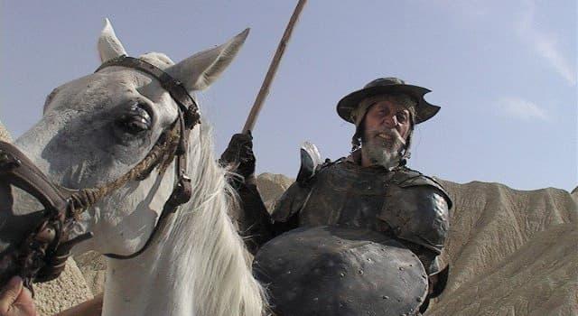 Kultur Wissensfrage: Wie lautete der Name des Reitpferdes von Don Quichotte?
