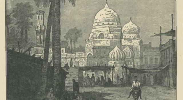 historia Pytanie-Ciekawostka: Jaka była pierwsza stolica Egiptu pod rządami muzułmanów?