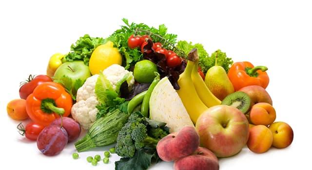 природа Запитання-цікавинка: У яких з цих фруктів найбільше калію?