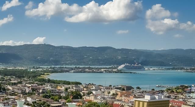 Geographie Wissensfrage: Wo liegt die Stadt Montego Bay?