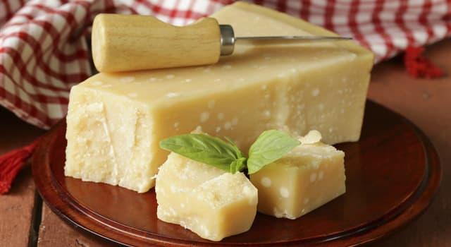 Культура Запитання-цікавинка: Яка країна є батьківщиною сиру пармезан?