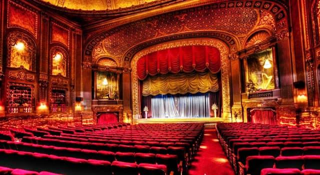 """Kultur Wissensfrage: Wie bezeichnet ein Rollenfach im Theater, das dem Begriff der """"jugendlichen Naiven"""" entspricht?"""