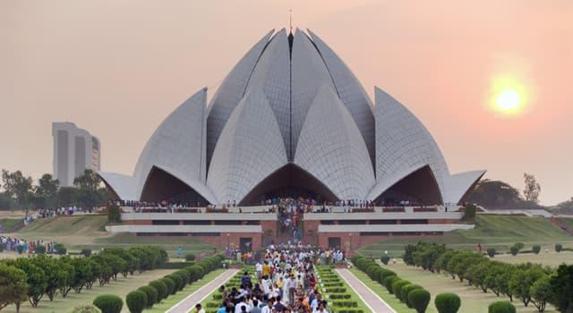 Географія Запитання-цікавинка: Яке місто є столицею Індії?