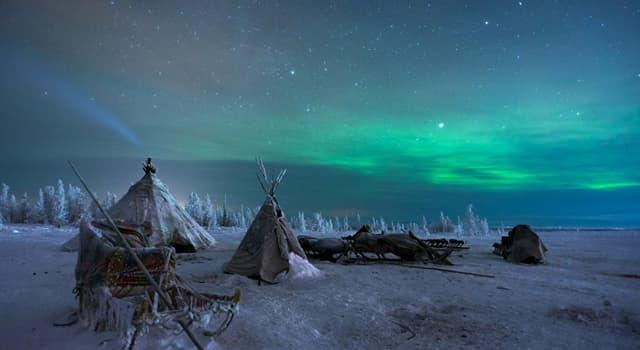 Географія Запитання-цікавинка: Яке місто є столицею Ямало-Ненецького автономного округу?