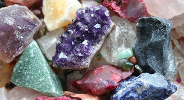Наука Запитання-цікавинка: Який з перерахованих мінералів не несе небезпеки для здоров'я людини?