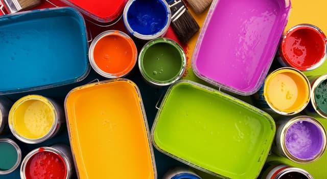 Культура Запитання-цікавинка: Який вийде колір, якщо змішати червону і синю фарби?