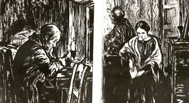 """Культура Запитання-цікавинка: Хто є автором роману """"Бідні люди""""?"""