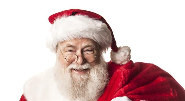 Культура Запитання-цікавинка: Хто є прообразом Санта-Клауса?