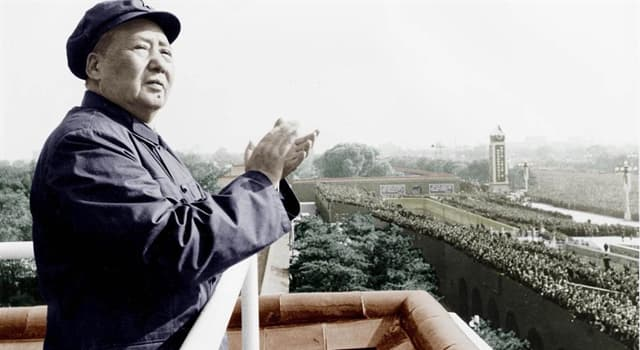 Історія Запитання-цікавинка: З якими птахами боровся Мао Цзедун?