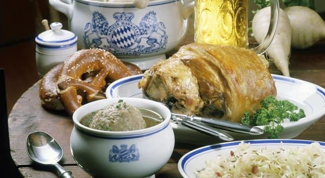 Kultur Wissensfrage: Aus welchem eingelegten Gemüse wird das deutsche Nationalgericht Sauerkraut zubereitet?