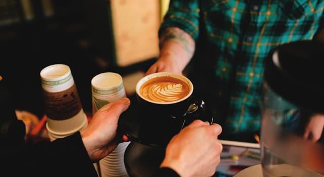 Культура Запитання-цікавинка: В якій країні народилася професія бариста як майстра з приготування кави на еспресо-машині?