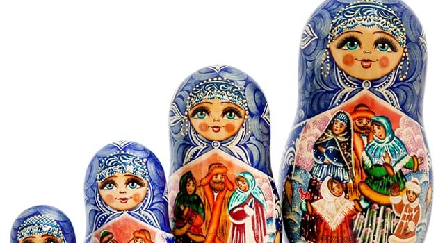 Kultur Wissensfrage: In welchem Jahr wurde Matrjoschka erfunden?