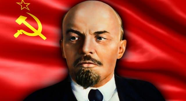 Історія Запитання-цікавинка: Володимир Ілліч Ленін є творцем якої партії?