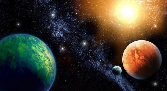 Wissenschaft Wissensfrage: Was befindet sich im Zentrum des Sonnensystems?