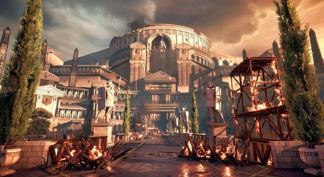 Geschichte Wissensfrage: Wer war der erste römische Kaiser, der das Christentum im alten Rom stark förderte?