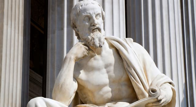 Geschichte Wissensfrage: Wer war Herodot?