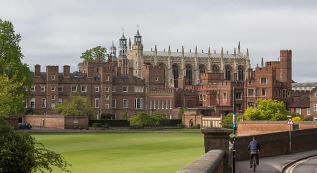 Geschichte Wissensfrage: Von welchem englischen König wurde das Eton College gegründet?