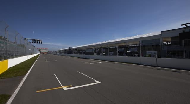 sport Pytanie-Ciekawostka: Jaki wyścig Grand Prix Formuły 1 odbywa się na torze Gilles Villeneuve?