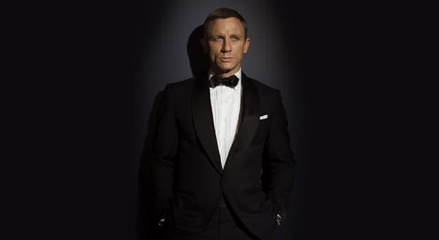 Filmy Pytanie-Ciekawostka: Jak nazywa się dwudziesty pierwszy film o Jamesie Bondzie z Danielem Craigiem w roli głównej?