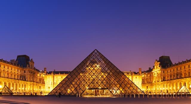 Kultur Wissensfrage: Wo befindet sich der Louvre?