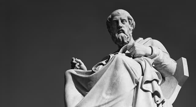 Geschichte Wissensfrage: Wo wurde der griechische Philosoph Platon geboren?