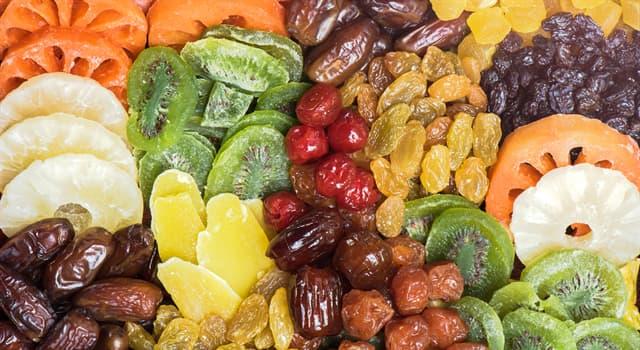 Natur Wissensfrage: Aus welcher Frucht werden Rosinen hergestellt?