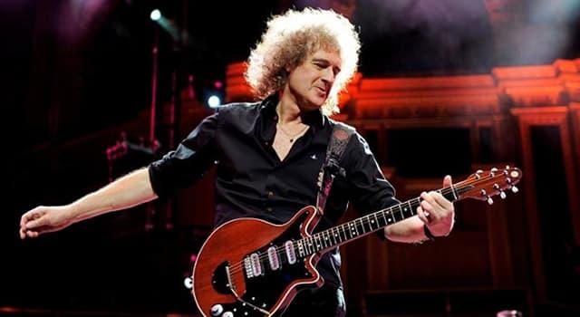 """społeczeństwo Pytanie-Ciekawostka: W której dziedzinie w 2007 roku zdobył tytuł doktora Brian May - wiodący gitarzysta zespołu """"Queen""""?"""