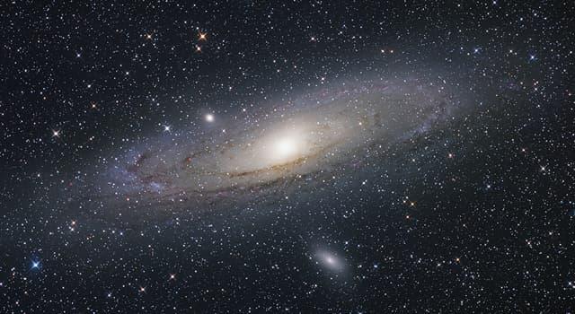Наука Запитання-цікавинка: Що, на думку вчених, знаходиться в самому центрі нашої галактики?